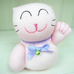 微笑招財貓
