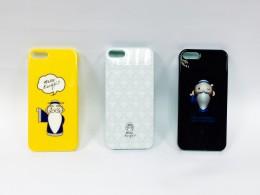 I Phone 5S 孔子造型手機殼