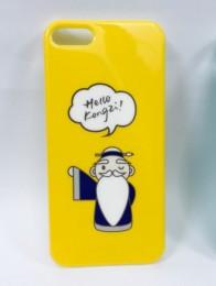 I Phone SE/5S/5 孔子造型手機殼