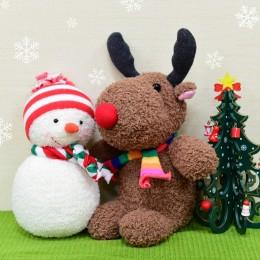 〖 聖誕老公公的好朋友 〗 一力米手作工坊 - 襪子寶寶