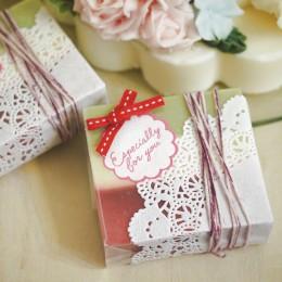 愛心手工皂│歡慶聖誕皂