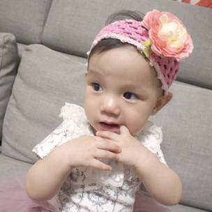 媽咪喘息課程 | 公主寶寶編織髮帶