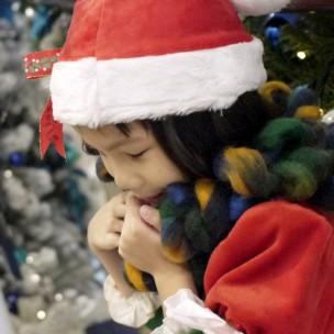 親子課程 | 聖誕暖羊羊小手編織