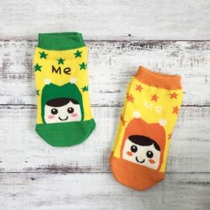 歡樂時光 ❤ 小童襪2入組