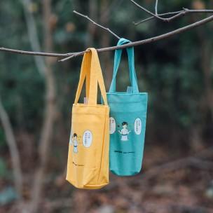 湖中女神飲料提袋 (2色)