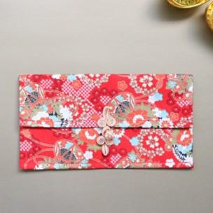 吉祥紅包袋 | 花開富貴