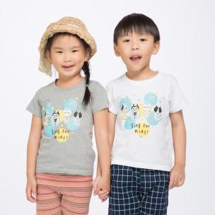 公益愛T恤:2017-2019款